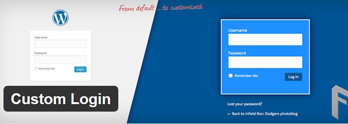 5 best free wordpress client login plugins af templates for Wordpress custom menu template