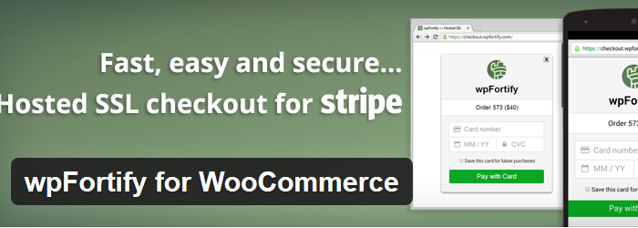 WpFortify for WooCommerce