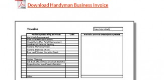 6 musician invoice template | af templates, Invoice templates