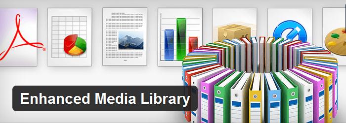 Enhanced Media Library