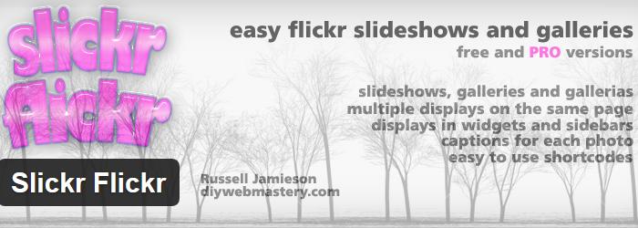 Slickr Flickr