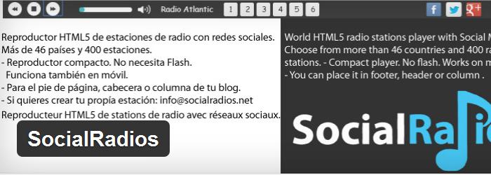 Social Radios