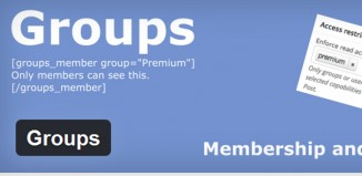 Best Free Wordpress Groups Plugins