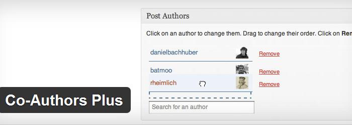 Co-Authors Plus