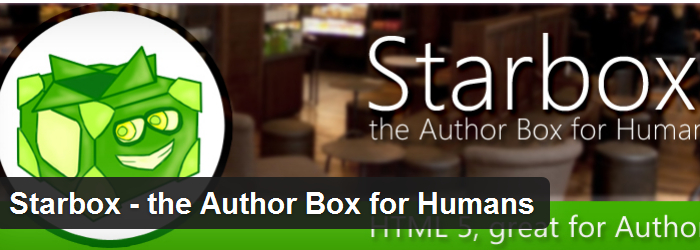 Starbox, the Author Box of Humans