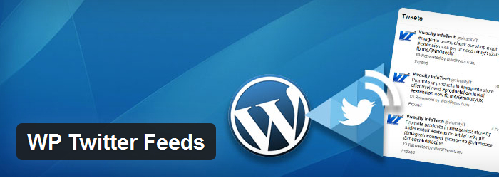 5 best free twitter feed wordpress plugins af templates for Wordpress rss feed template