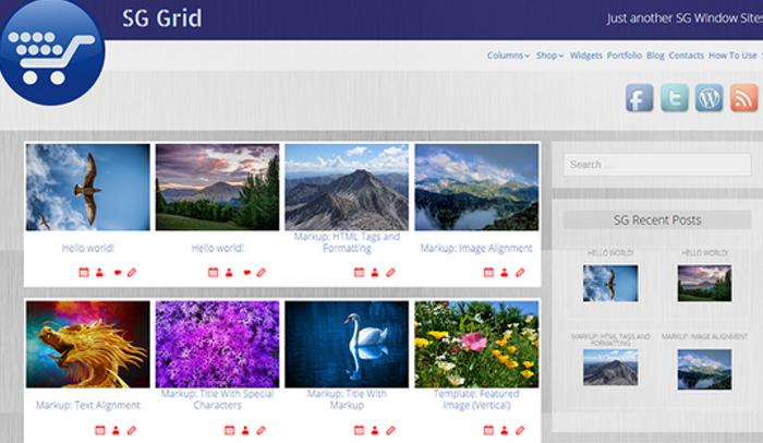 SG Grid