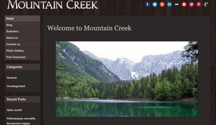 Mountain Creek
