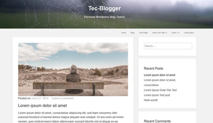 Tec-Blogger