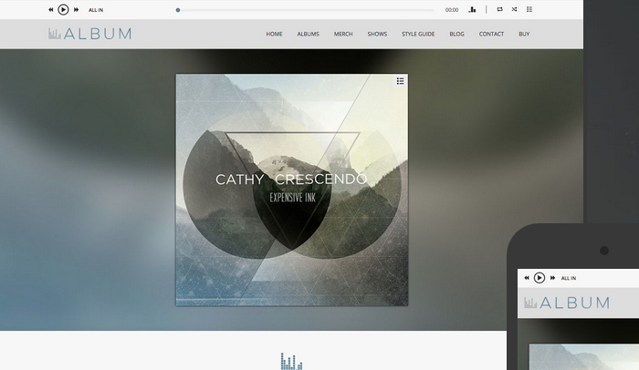 Album Theme